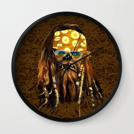 Hippie chewie iPhone 4 4s 5 5c 6, pillow case, mugs and tshirt Wall Clock