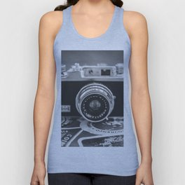 213 - Travel stories Unisex Tank Top