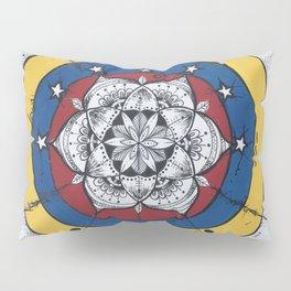 Venezuela Libre Pillow Sham