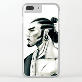 My Ronin Clear iPhone Case