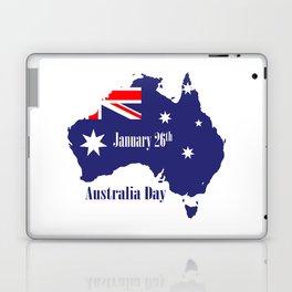 Happy Australia Day Laptop & iPad Skin