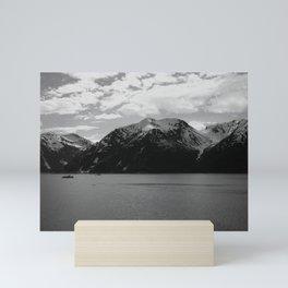 Mountains 2 Mini Art Print