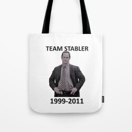 Team Stabler Tote Bag