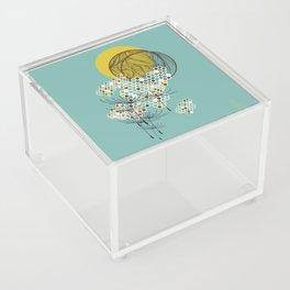 Seasons Time Space Acrylic Box