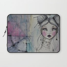 the color wheel Laptop Sleeve