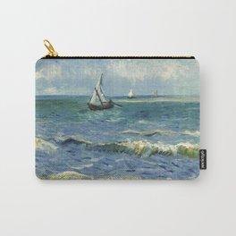 Van Gogh Seascape Carry-All Pouch
