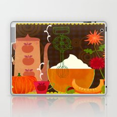 the gifts of fall Laptop & iPad Skin