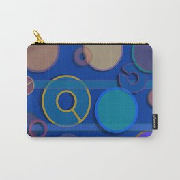 Abstract #21 Carry-All Pouch