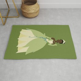 Tiana from Princess and the Frog Rug
