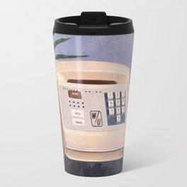 Late Nite Phone Talks Travel Mug