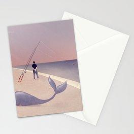 Keep Fishing Stationery Cards