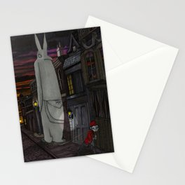 Schlepping Towards Bethlehem Stationery Cards