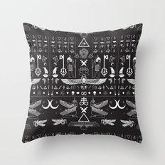 Aliens Bro Throw Pillow
