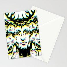 GOD II Psicho Stationery Cards