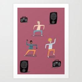 Bop It Art Print