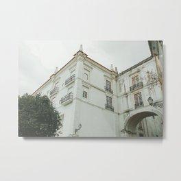 Church São Vicente of Fora in Lisboa Metal Print