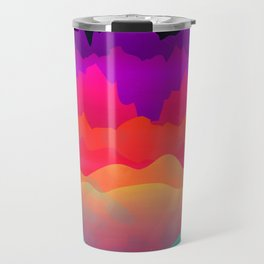 Mountain Escape Travel Mug