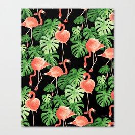 Flamboyance n.1 Canvas Print