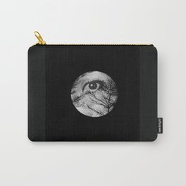Once Upon a Blue Moon Carry-All Pouch