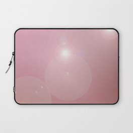 Pinkish Pastel Laptop Sleeve
