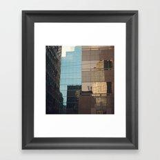 Reflections 2 Framed Art Print