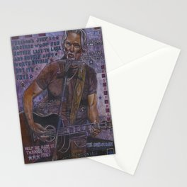 Kris Kristofferson Stationery Cards
