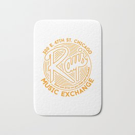 Ray's Music Exchange Bath Mat