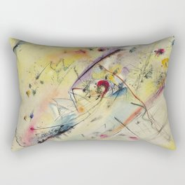 Wassily Kandinsky - Light Picture Rectangular Pillow