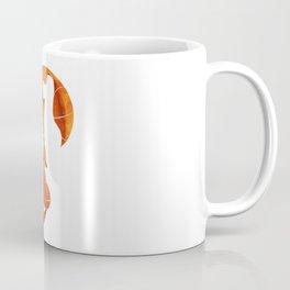 Kissing foxes Coffee Mug
