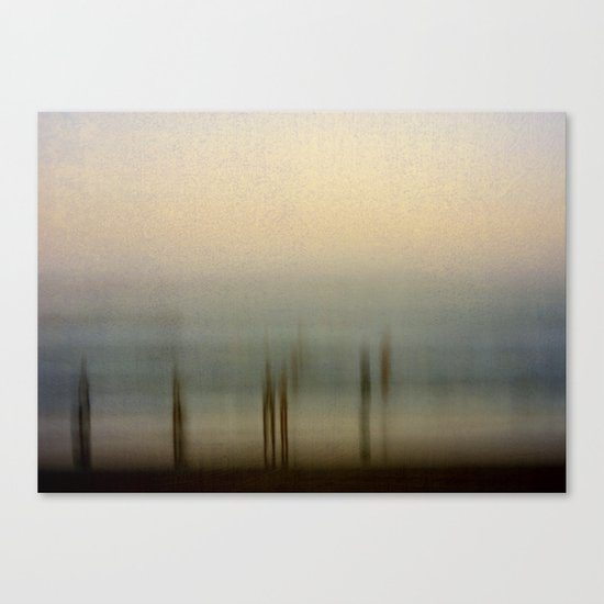 Edge of Reality Canvas Print