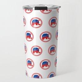 Anti Republican Travel Mug