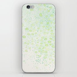 flavor of young leaves iPhone Skin