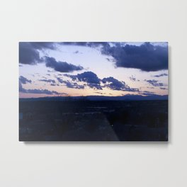 NM Sunset 4 Metal Print