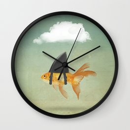 Brilliant DISGUISE - UNDER A CLOUD Wall Clock