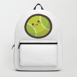Tennis Ball Emoji Backpack
