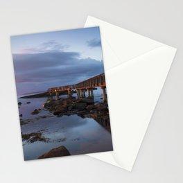 Pans Rocks Sunset Stationery Cards