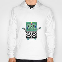 bmo Hoodies featuring BMO by Ilse Nonsense