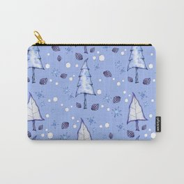 Blizzard Blues II Carry-All Pouch