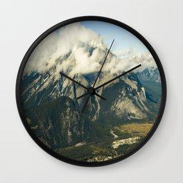 banff Wall Clock