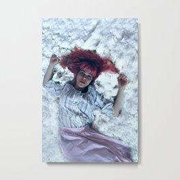 Dreaming of Clouds Metal Print