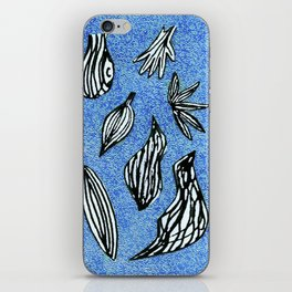 You Can Find Me Somewhere Else iPhone Skin