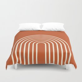 Terracota Duvet Cover