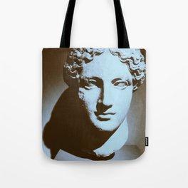 Head of a Goddess - photo Tote Bag