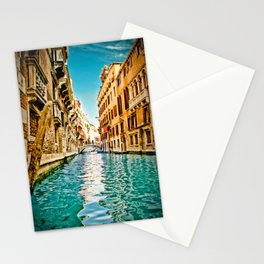 Streets of Venice Stationery Cards