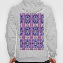 Pink Pattern Repeat Hoody