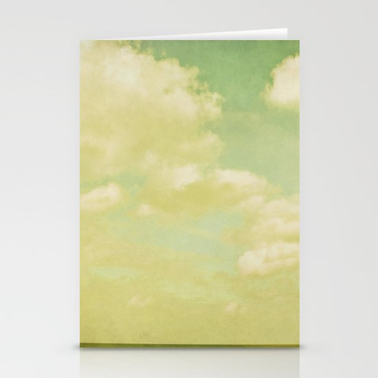 beach viewing Stationery Cards
