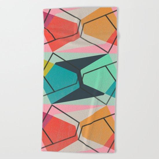 ColorBlock III Beach Towel