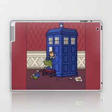 Who wants to Build a Snowman? Laptop & iPad Skin