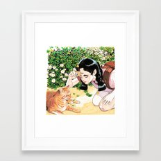 TRII 002 Framed Art Print