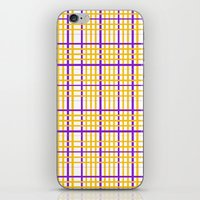 emily rickard iPhone & iPod Skins featuring Emily by Anh-Valérie